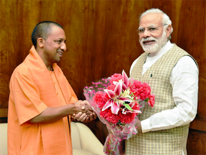 If Modi's bet on Adityanath pays off, it will throw up a mass leader with possible electoral impact across the Hindi heartland.