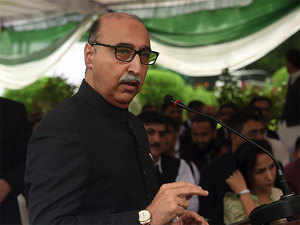 Pakistan High Commissioner to India Abdul Basit in his Pakistan Day speech at the Embassy here also said that Islamabad wants to have a good and peaceful relationship with New Delhi and resolve all issues.