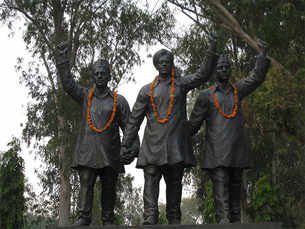 Remembering the men who shook up the British Raj