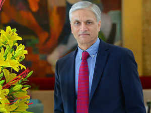 """Ajay K. Bakaya, Managing Director, Sarovar Hotels said: """"Hometel, our mid-segment brand, delivers profitable hotels to owners."""""""