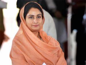 Food processing minister Harsimrat Kaur Badal on Thursday announced also plans from Germany's Metro and homebred online grocery sellers Grofers and Bigbasket.
