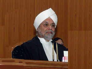 """""""The ranking on this indicator is dependent on the quality of judicial process index, evaluating whether each economy has adopted a series of good practices that promote quality and efficiency in the court system,"""" the minister told the CJI."""