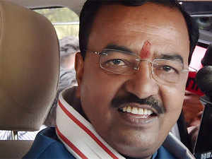 Maurya also met Home Minister Rajnath Singh and Finance Minister Arun Jaitley, separately.