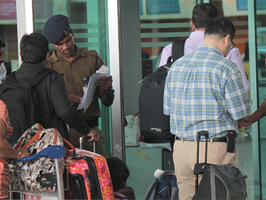 Commercial vehicles are already charged an entry fee of Rs 150 at Terminal 3 of the airport.