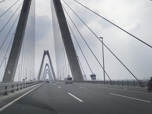 The bridge will also offer connectivity to a new airport planned in Navi Mumbai district and to the manufacturing hub of Pune.(Representative Photo)