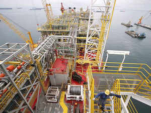 The two blocks allotted to the company together hold reserves of over 1,400 million barrels of oil and 35,000 million standard cubic feet of gas.