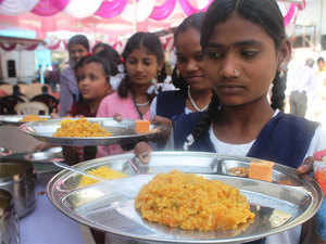 HRD Minister Prakash Javadekar refuted the suggestion saying all beneficiaries will get mid-day meal and the government will ensure that all the beneficiaries get the 12-digit unique identification number also.