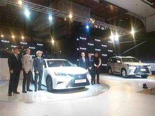 Toyota Lexus debuts in India with three models starting from Rs 55.27 lakh