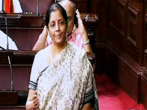 """""""GST will be coming soon. So, tax-related incentives demanded by Apple will have to be looked from a different angle,"""" Sitharaman said."""