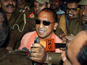 Yogi-Adityanath-with-mike-BCCL