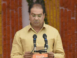 """UP minister Mohsin Raza said there were cases of affluent Muslims utilising the subsidy multiple times. """"How can people go repeatedly for Haj on subsidy? Haj is not a picnic."""""""
