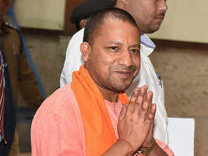 Yogi Adityanath, Gorakhpur's five-time MP and head seer of the Gorakhnath mutt, is now chief minister of Uttar Pradesh.