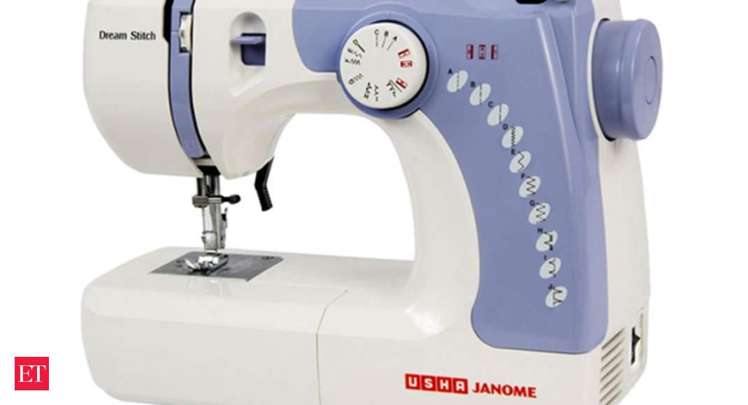 Usha International Usha Eyes 40 Per Cent Growth In Sewing Machines Stunning Usha Sewing Machine Customer Care Bangalore