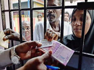 After the deadline to exchange the scrapped notes expired on December 30, 2016, the government issued an ordinance saying only those who could give valid reasons for not being able to deposit the cancelled notes, can do so till March 31.