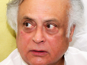 """Senior party leader Jairam Ramesh said, """"The roadmap will remain a mere dream if the three municipal corporations do not become financially self-sufficient in two years."""""""