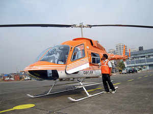 Pawan Hans fully depends on pilots from the Defence forces, especially the Air Force, to operate his fleet of 46 helicopters. Sharma said none of their 150-odd pilots are from the non-defence background. Most of the pilots are from the Air Force, Army and the Navy. Some are also from the Coast Guard.
