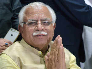 Khattar said that one lakh CCTV cameras would be installed during next year at public places in the state for security purposes.