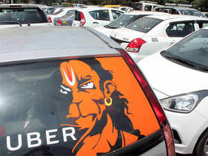 Several Ola and Uber drivers are working on developing their own taxi-hailing app with the backing of former Karnataka chief minister HD Kumaraswamy.
