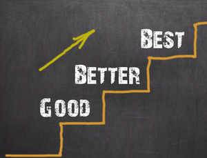 Continuous improvement is about measuring performance in all areas of the organization and taking steps to improve wherever the performance is sub-par.