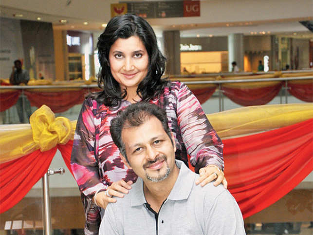The couple, who have been together since they were 21, had son Arjun via surrogacy in the US.