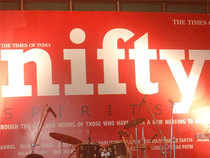 The Nifty index was down 72.05 points at 9,035.95 around  12.30 pm (IST).