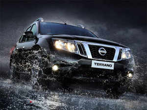 The Nissan Terrano competes with alliance partner Renault's Duster and Hyundai Creta which are priced between Rs 8.65 lakh and Rs 14.61 lakh (ex-showroom Delhi).