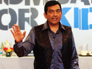 """""""We will remain aggressive for the expansion. But that will be a controlled aggression to follow our own philosophy. That is- Take food to everyone at affordable price,"""" said Sanjeev Kapoor."""