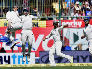 It was Umesh, India's best fast bowler in recent times, who looked menacing on a bouncy pitch troubling both the Australian openers.
