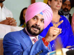 Raising the issue without naming Navjot Singh Sidhu, Samajwadi Party member Naresh Agrawal said there is a discussion in the media about a case in Punjab.