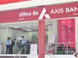 Shares of Axis Bank closed 0.41 per cent down at Rs 487.20 on BSE.