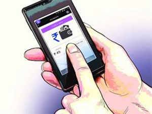 The merchant needs a smartphone and has to download his or her bank's Aadhaar Pay app from the Google Play Store and accept payments by sending a pull notification to the customer's bank account.