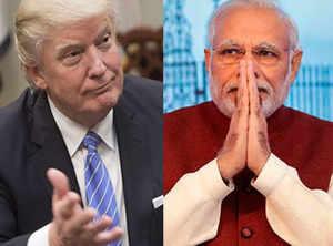 President Trump calls PM Modi to congratulate him on electoral success