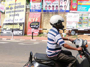 BBMP, in consultation with the police, must articulate a policy to consider the location, design, size or type of sign.