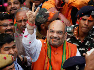 BJP Goa unit would be felicitating Amit Shah on April 9 for leading the party and forming the government in four states after the recently held assembly elections