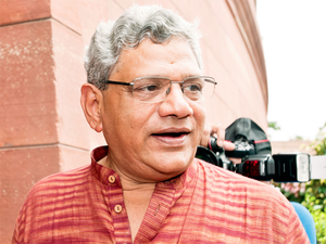 In the middle of this year, a few Rajya Sabha members from West Bengal will retire and CPI(M) general secretary Sitaram Yechury is one of them.