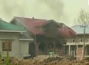 Budgam encounter: One terrorist killed
