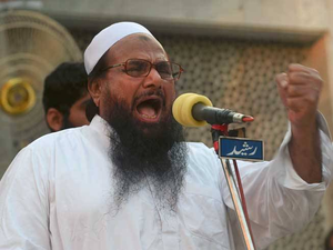 The government on January 30 had put Saeed and the four leaders of JuD and Falah-e-Insaniat (FIF) under house arrest in Lahore under the country's anti-terrorism act.