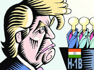 The H-1B visa is a non-immigrant visa that allows American firms to employ foreign workers in occupations that require theoretical or technical expertise.