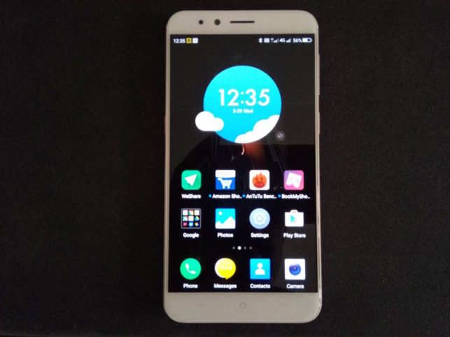 Micromax has opted for hardware specification that are great for a mid-range smartphone.