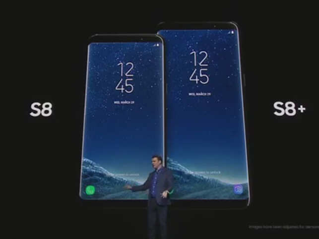 galaxy 8: Samsung launches Galaxy S8 and S8 Plus with voice