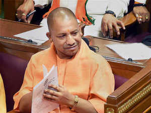 If I had said no, then it would mean that I am looking for an escape route. I then went to Lucknow to attend the meeting of the BJP legislature party, said Yogi Adityanath.