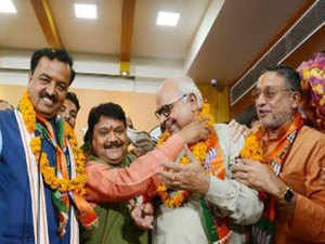 BJP member and Parliamentary Affairs Minister Suresh Khanna's proposal for the candidature of Dixit was seconded by his cabinet colleague Swami Prasad Maurya.