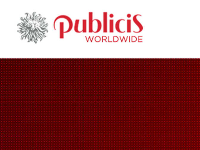 Publicis worldwide publicis worldwide brings paris based for Advertising agency paris