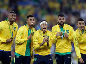 Their 10th win of the qualifying programme takes Brazil nine points clear at the top of the South American standings.