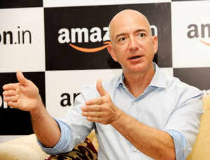 Amazon's founder has added $10.2 billion this year to his wealth and $7 billion since the global equities rally began following the election of Donald Trump as US president on November 8.