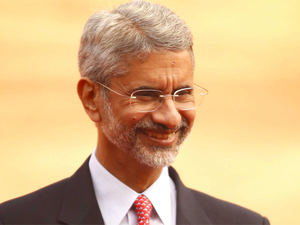The Global Times article referred to a comment by Foreign Secretary S Jaishankar.