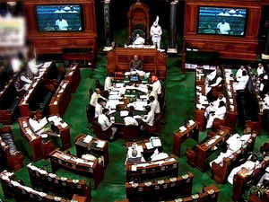 The House saw heated exchanges between Goyal and Scindia leading Speaker Sumitra Mahajan to intervene, asking both of them remain calm.
