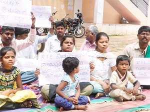 The RTE Act has necessary components to ensure inclusive education in India.