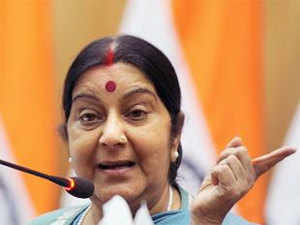 Sushma Swaraj said Indian IT companies has given direct employment to 1,56,000 Americans and 4,11 lakh supporting jobs and the US recognises their contribution to Us economy.