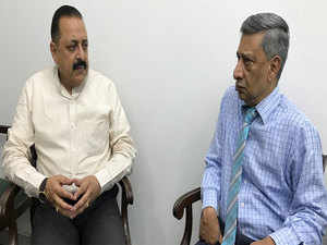 Jammu and Kashmir police chief S P Vaid had also met Singh, a Lok Sabha member from Jammu and Kashmir's Udhampur constituency, and apprised him about the security situation in the Valley.